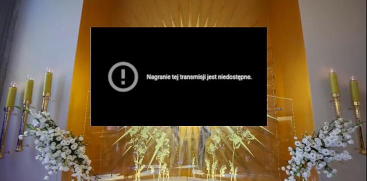 Skandal! YouTube blokuje adorację z Niepokalanowa. Modlitwa narusza ,,standardy''?! - zdjęcie