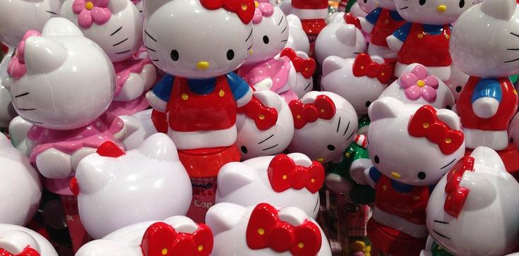 'Hello Kitty? Co szkodliwego może być w tym kotku?' - zdjęcie