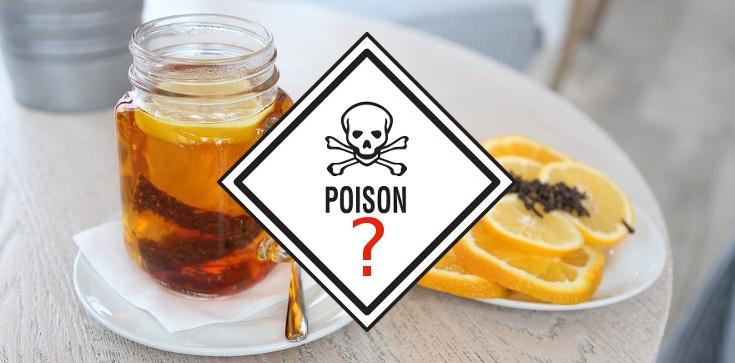 Czy herbata z cytryną powoduje Alzheimera? - zdjęcie
