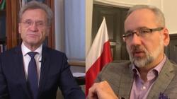 Minister Zdrowia: Rektorowi WUM zabrakło odwagi cywilnej - miniaturka