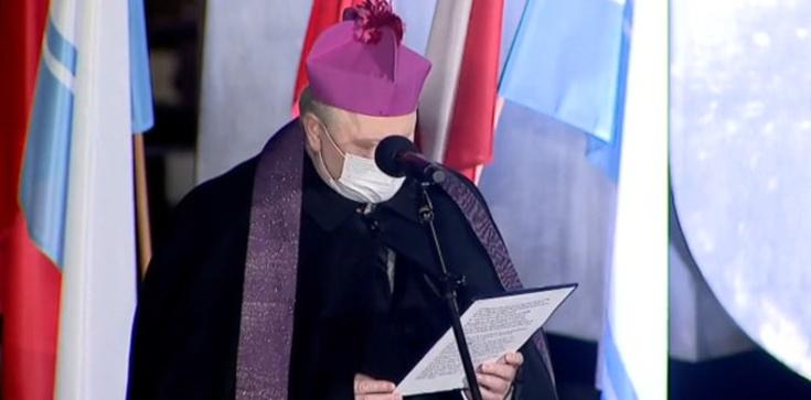 Bp Wiesław Szlachetka o SK: To nowa odsłona zbrodniczej ideologii - zdjęcie