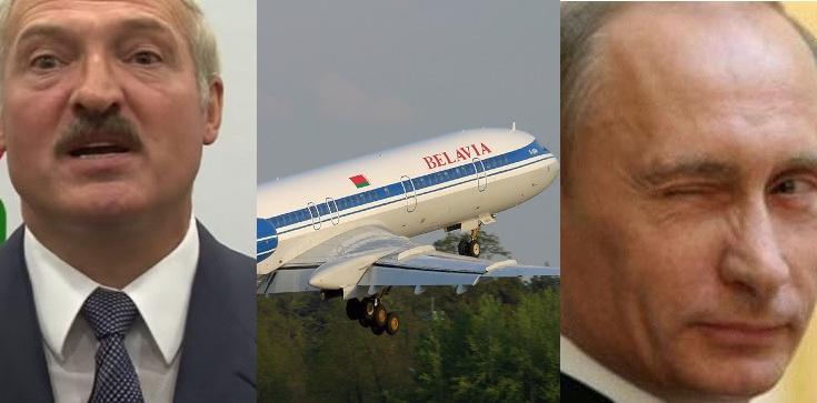 Na zamieszaniu wokół białoruskiego lotnictwa spróbuje skorzystać Moskwa - zdjęcie