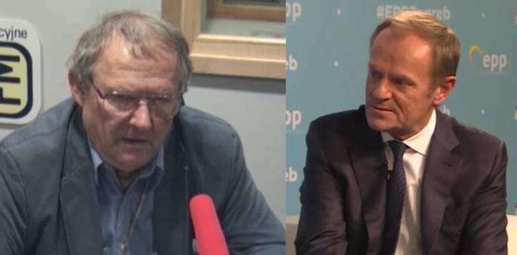 Michnik organizuje debatę z Tuskiem. Tarczyński: Wyborczej wychodzi jedynie pisanie powieści fantastycznych  - zdjęcie