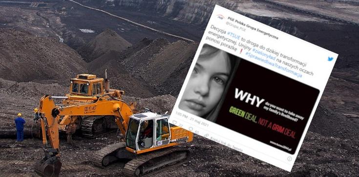 PGE mocno o decyzji TSUE. ,,Unijny Zielony Ład odniósł porażkę'' - zdjęcie