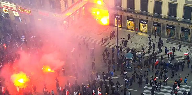 Ruszyło śledztwo ws. działań policji na MN - zdjęcie