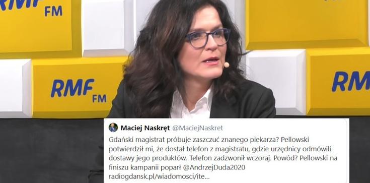 Skandal w Gdańsku. Magistrat cofa zlecenia za poparcie Andrzeja Dudy - zdjęcie