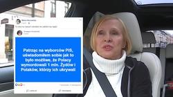 Obrzydliwy wpis Nurowskiej: Porównuje wyborców PiS do morderców Żydów  - miniaturka