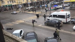 Strzelanina w Rosji. Nie żyje kilku funkcjonariuszy  - miniaturka