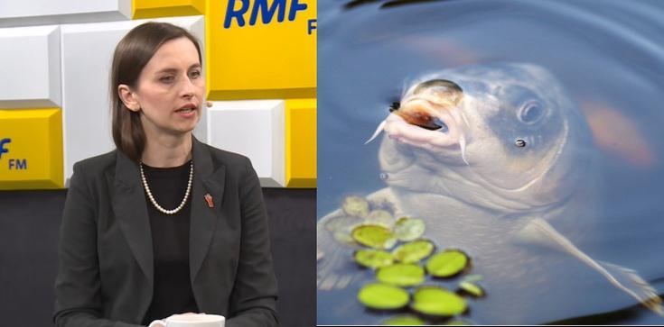Ryby, jak ludzie, mają prawa. Dzieci już nie. Logika Spurek - zdjęcie