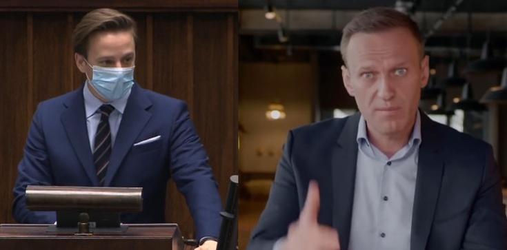 Bosak o Nawalnym: Rolą Polski nie jest wspieranie przewrotu w Rosji - zdjęcie
