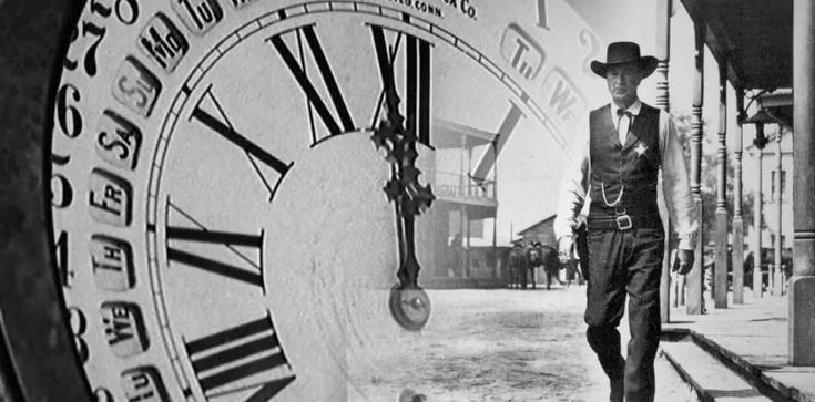 W samo południe - Klasyczny western o walce dobra ze złem - zdjęcie