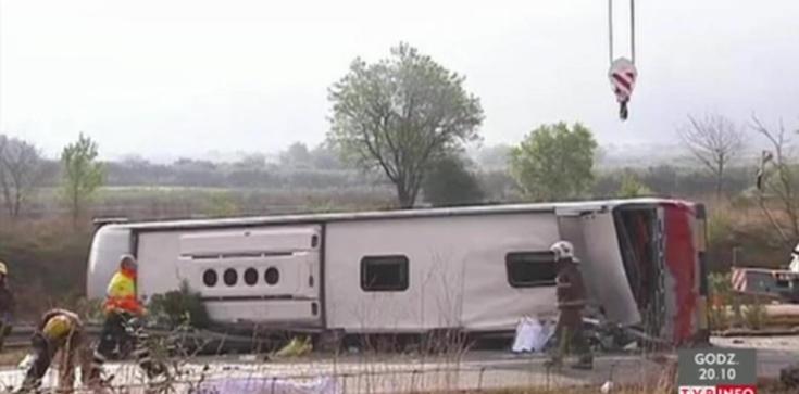 14 studentów z Erasmusa zginęło w wypadku w Hiszpanii - zdjęcie