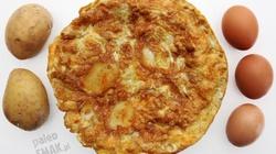 Pyszny hiszpański omlet! - miniaturka