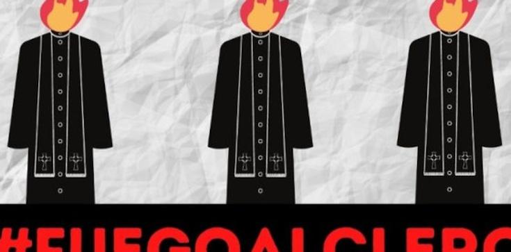 Hiszpańska lewica wzywa do palenia księży. Kościoły już tam płoną  - zdjęcie