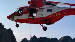 Wypadek w Tatrach. Lawina porwała turystów z Koziego Wierchu  - miniaturka
