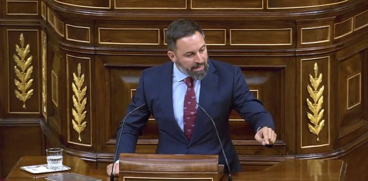 Mocne wystąpienie lidera Vox: Na Węgrzech homoseksualiści czują się bezpiecznie, w Hiszpanii boją się imigrantów  - zdjęcie
