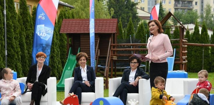 ,,Mamy całościową koncepcję wspierania rodzin''. Rodzina w Polskim Ładzie - zdjęcie