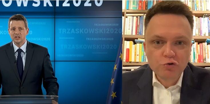 Trzaskowski prezydentem, Warszawa dla Hołowni? - zdjęcie