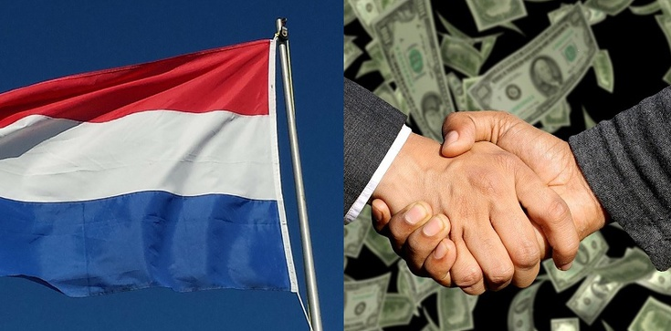 480 mln euro kary dla holenderskiego banku państwowego za pranie brudnych pieniędzy - zdjęcie