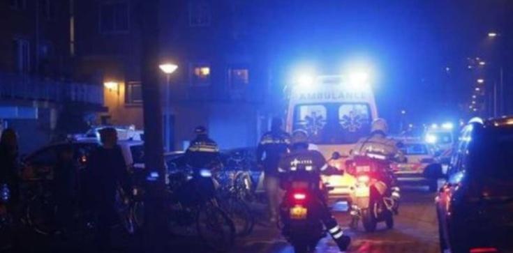 Holandia. Zatrzymano Polaka podejrzanego o postrzelenie holenderskiego dziennikarza - zdjęcie