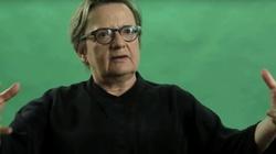 Kaczyński zacytował Holland, reżyserowie oburzeni - miniaturka