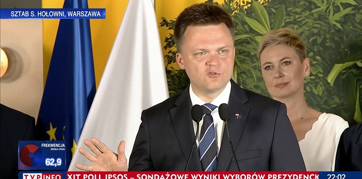 Sondaż. Komentarz. Przegrupowanie z PO do Hołowni rozpoczęte? - zdjęcie