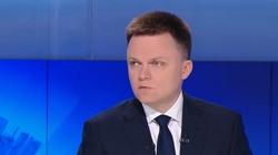 Hołownia twierdzi, że jest gotów zostać premierem. ,,Woda sodowa szybko uderzyła do głowy'' - miniaturka