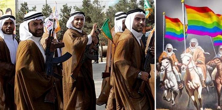 U Arabów homoseksualizm jest powszechny - mówi polska żona islamisty! - zdjęcie