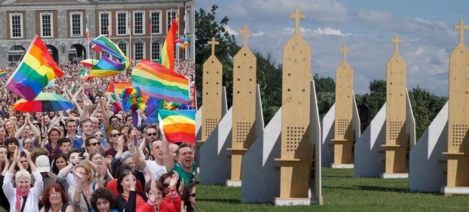 Homoseksualiści mile widziani na ŚDM! Będzie dla Was wiele konfesjonałów!