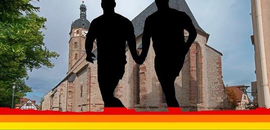 ,,Msze dumy homoseksualnej'' – to się dzieje… w Kościele katolickim  - miniaturka