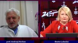 Prof Horban: Trwa wyścig między możliwością szczepienia, produkcji i rzetelnego testowania szczepionek - miniaturka