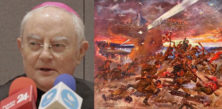 Abp Hoser: Dziękujmy Bogu, że ocalił Warszawę i Europę przed bolszewikami! - zdjęcie