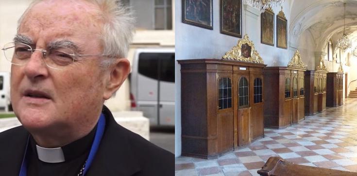 Abp Hoser: Chrystus wybaczać może wszystko, także aborcję - zdjęcie