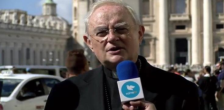 Abp Hoser dla Fronda.pl: Jeśli konfesjonały są zamknięte, ludzie idą do wróżbitów - zdjęcie