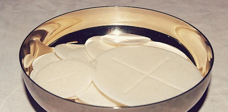 Eucharystia. Jedyne lekarstwo na śmierć - zdjęcie