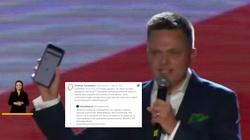 Hołownia ujawnia dane użytkowników ,,Jaśminy''? Burza wokół aplikacji Polski 2050   - miniaturka