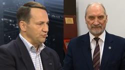 Antoni Macierewicz odpowiada Sikorskiemu: ,,Tak działali Sowieci!'' - miniaturka