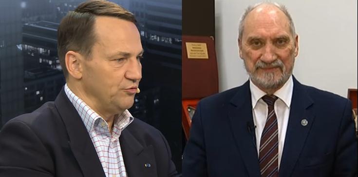 Antoni Macierewicz odpowiada Sikorskiemu: ,,Tak działali Sowieci!'' - zdjęcie