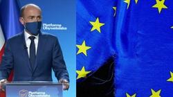 PO ma problem w PE. Lewica chętnie opowiada w Brukseli, kto chciał zablokować FO  - miniaturka