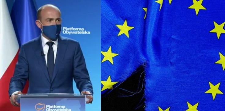 Spektakularna porażka PO. Pęk: Budka gra przeciw Polsce i przeciw UE - zdjęcie