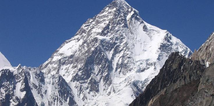 Ten moment przejdzie do historii! K2 zdobyte zimą - zdjęcie