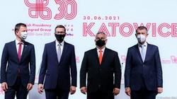 ,,To był trudny rok''. Premierzy V4 podsumowali polską prezydencję  - miniaturka