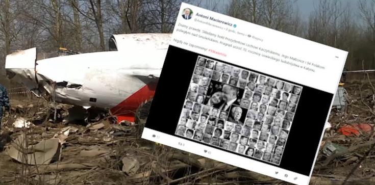 Antoni Macierewicz o Katastrofie Smoleńskiej: Znamy prawdę - zdjęcie