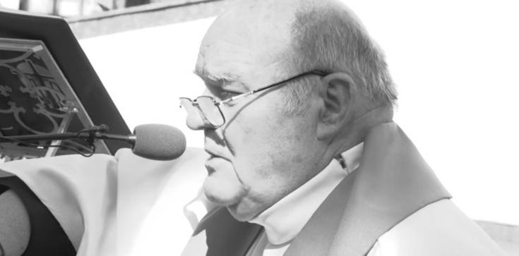 Ks. Stanisław ,,Orzech'' Orzechowski odszedł do Domu Ojca. Miał 82 lata  - zdjęcie