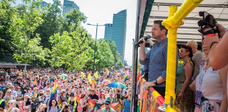 Trzaskowski buduje nową tęczową Solidarność: Zapisujcie się! - zdjęcie