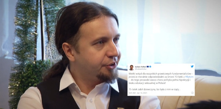 Totalny odlot! Europoseł Lewicy oskarża prawicę o… zabójstwo 13. latki  - zdjęcie