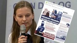 Gdzie ABW? ,,Otwarty Dialog'' wzywa policjantów do buntu i prowokuje ,,Majdan w Warszawie'' - miniaturka