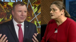 Sędzia Pawłowicz apeluje do prezesa TVP. ,,Nie hańb Boga'' - miniaturka