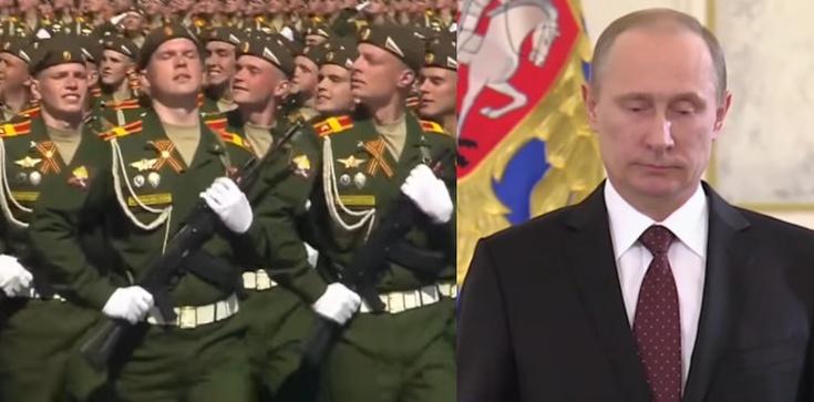 Putin gotów udzielić ,,przyjacielskiej pomocy'' Łukaszence? - zdjęcie