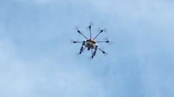 Rosyjski szpiegowski dron (?) rozbity w Polsce - miniaturka